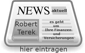 Newsletter Robert Terek